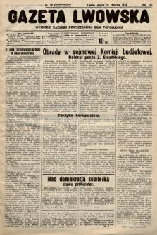 Gazeta Lwowska. 1937, nr10