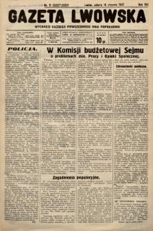 Gazeta Lwowska. 1937, nr11