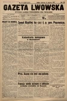 Gazeta Lwowska. 1937, nr12
