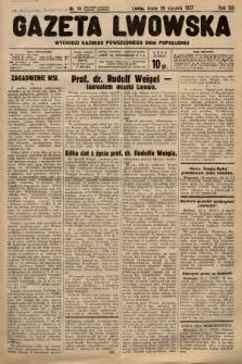 Gazeta Lwowska. 1937, nr14