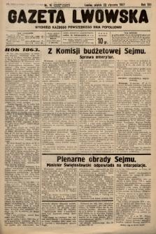 Gazeta Lwowska. 1937, nr16