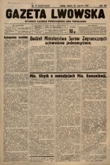 Gazeta Lwowska. 1937, nr17