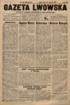 Gazeta Lwowska. 1937, nr20