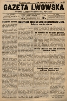 Gazeta Lwowska. 1937, nr21
