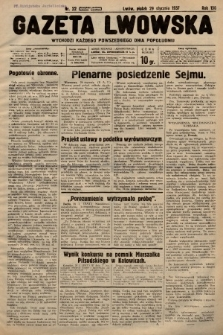 Gazeta Lwowska. 1937, nr22