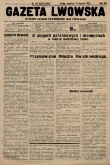 Gazeta Lwowska. 1937, nr24
