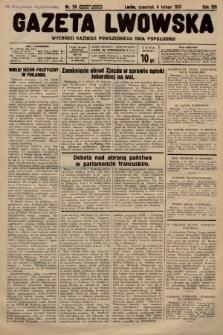 Gazeta Lwowska. 1937, nr26