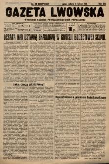Gazeta Lwowska. 1937, nr28
