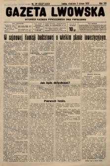 Gazeta Lwowska. 1937, nr29