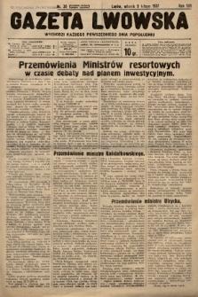 Gazeta Lwowska. 1937, nr30