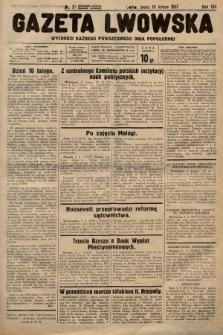 Gazeta Lwowska. 1937, nr31