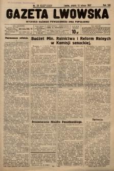 Gazeta Lwowska. 1937, nr33
