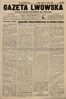 Gazeta Lwowska. 1937, nr34