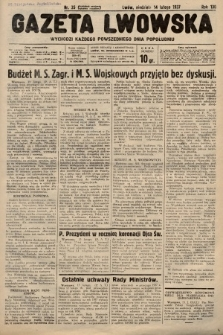 Gazeta Lwowska. 1937, nr35