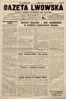 Gazeta Lwowska. 1937, nr37