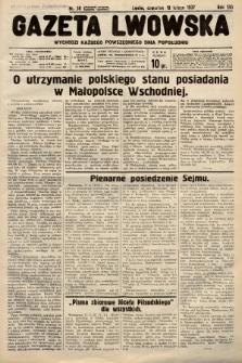 Gazeta Lwowska. 1937, nr38