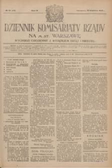 Dziennik Komisarjatu Rządu na M. St. Warszawę.R.4, № 24 (30 stycznia 1923) = № 649