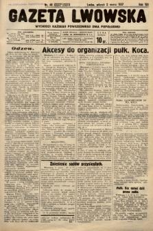 Gazeta Lwowska. 1937, nr48