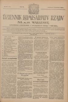 Dziennik Komisarjatu Rządu na M. St. Warszawę.R.4, № 127 (11 czerwca 1923) = № 751