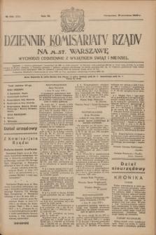 Dziennik Komisarjatu Rządu na M. St. Warszawę.R.4, № 128 (12 czerwca 1923) = № 752