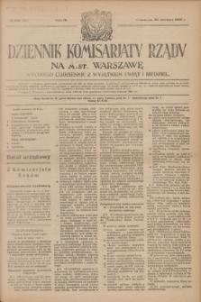 Dziennik Komisarjatu Rządu na M. St. Warszawę.R.4, № 138 (23 czerwca 1923) = № 762