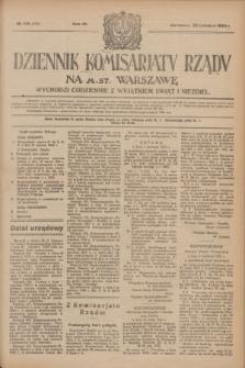 Dziennik Komisarjatu Rządu na M. St. Warszawę.R.4, № 139 (25 czerwca 1923) = № 763