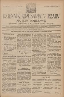 Dziennik Komisarjatu Rządu na M. St. Warszawę.R.4, № 142 (28 czerwca 1923) = № 766
