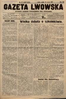 Gazeta Lwowska. 1937, nr57