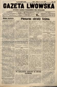 Gazeta Lwowska. 1937, nr58