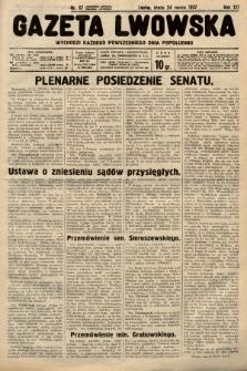 Gazeta Lwowska. 1937, nr67