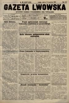 Gazeta Lwowska. 1937, nr80