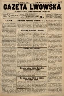 Gazeta Lwowska. 1937, nr82
