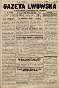 Gazeta Lwowska. 1937, nr89