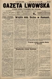 Gazeta Lwowska. 1937, nr91