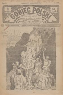 Goniec Polski.R.2, nr 289 (1 stycznia 1908)