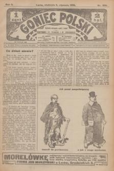 Goniec Polski.R.2, nr 292 (5 stycznia 1908)