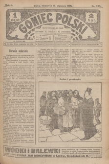 Goniec Polski.R.2, nr 300 (16 stycznia 1908)