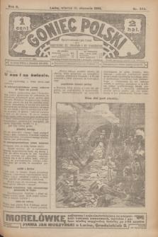 Goniec Polski.R.2, nr 304 (21 stycznia 1908)