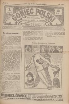 Goniec Polski.R.2, nr 307 (24 stycznia 1908)