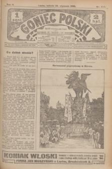 Goniec Polski.R.2, nr 308 (25 stycznia 1908)