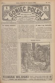 Goniec Polski.R.2, nr 312 (30 stycznia 1908)