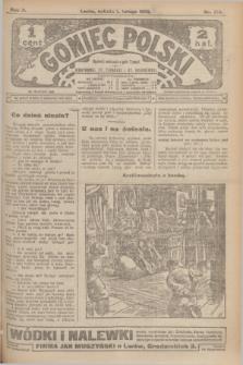 Goniec Polski.R.2, nr 314 (1 lutego 1908)