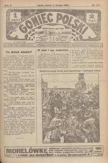 Goniec Polski.R.2, nr 319 (7 lutego 1908)