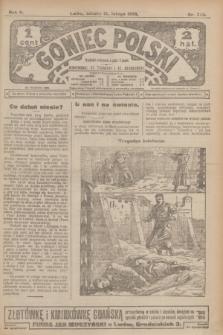 Goniec Polski.R.2, nr 326 (13 lutego 1908)