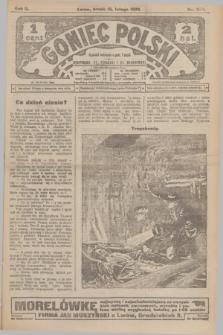 Goniec Polski.R.2, nr 329 (19 lutego 1908)
