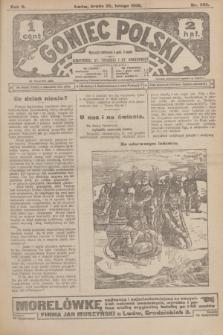 Goniec Polski.R.2, nr 335 (26 lutego 1908)