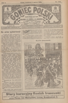 Goniec Polski.R.2, nr 339 (1 marca 1908)