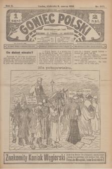 Goniec Polski.R.2, nr 345 (8 marca 1908)