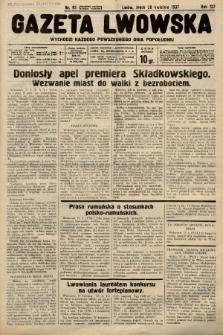 Gazeta Lwowska. 1937, nr95