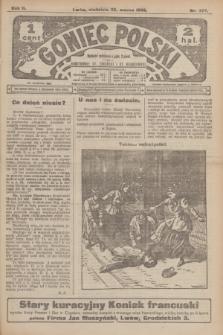 Goniec Polski.R.2, nr 357 (22 marca 1908)